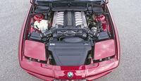 BMW 850i, Motor