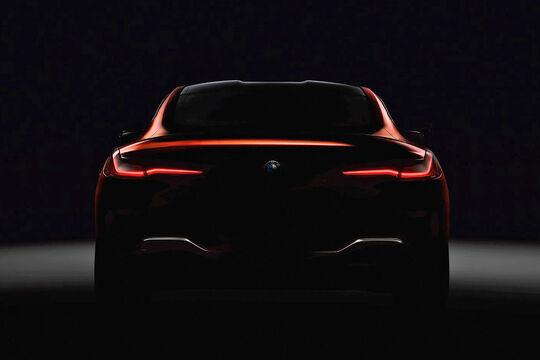BMW 8er Teaser