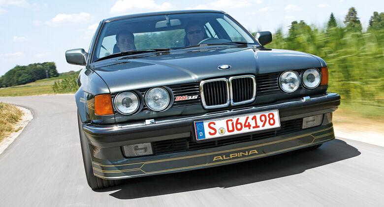 BMW Alpina B11 3.5, Frontansicht