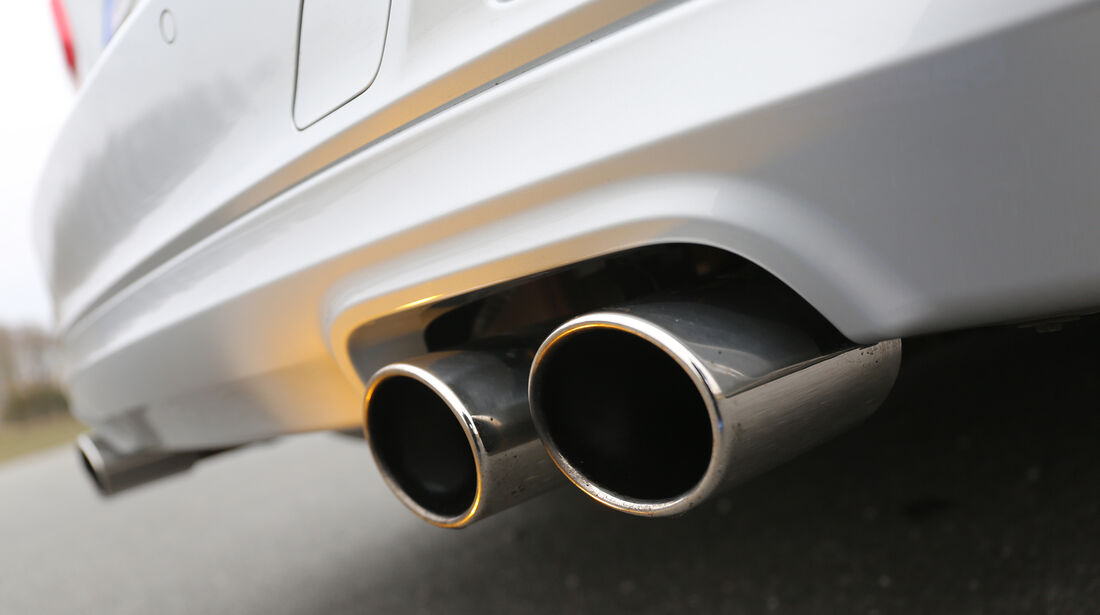 BMW Alpina B3 S Touring Allrad, Exterieur