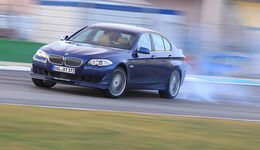 BMW Alpina B5 Biturbo, Drift
