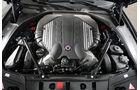 BMW Alpina B5 Biturbo, Motor