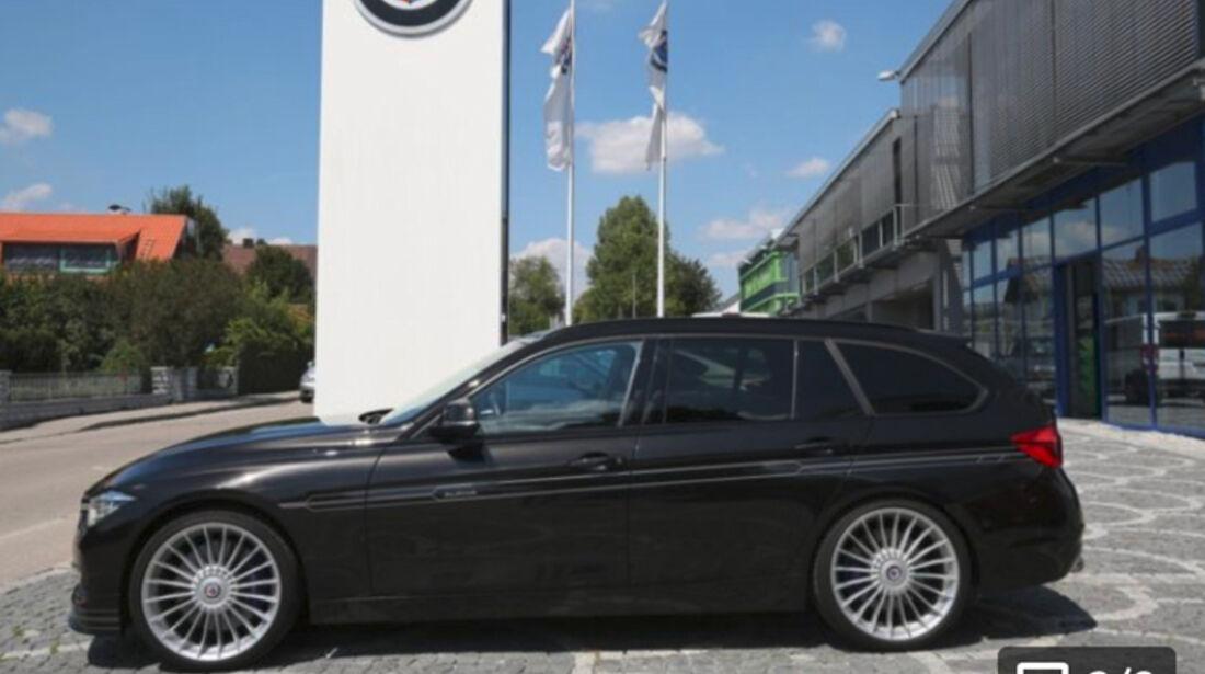 BMW Alpina D3 Biturbo Touring Allrad, mobile.de
