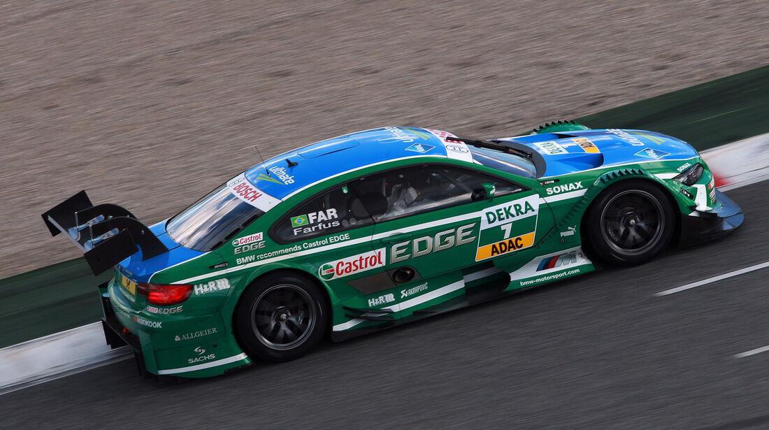 BMW Augusto Farfus DTM 2013