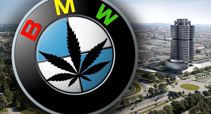 BMW Betrunken bekifft Mitarbeiter Produktion Stopp
