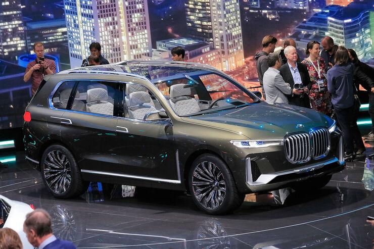 Bmw neuheiten alle neuen modelle bis 2021 auto motor for Cafissimo neues modell