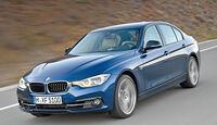 BMW Dreier Facelift