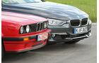 BMW Dreier Touring, Kühlergrill