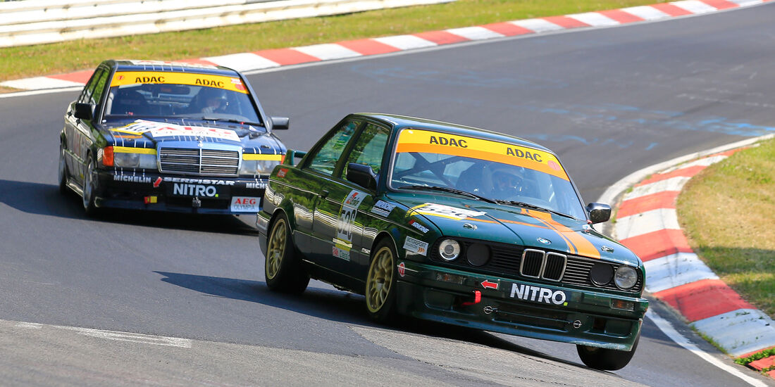 BMW E30 325i - 24h Classic - Nürburgring - Nordschleife