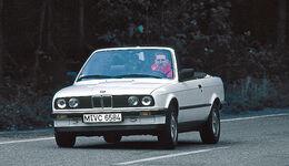 BMW E30 Cabrio, Frontansicht