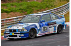 BMW E36 M3 - Adrenalin Motorsport - Startnummer: #183 - Bewerber/Fahrer:  Niels Borum, Maurice O'Reilly, Michael Eden - Klasse: V5