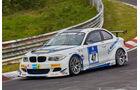BMW E82 - TeamCoach-Racing - Startnummer: #47 - Bewerber/Fahrer: Hans Martin Gass, Heiko Hahn, Roland Konrad, Kristian Vetter - Klasse: SP8T