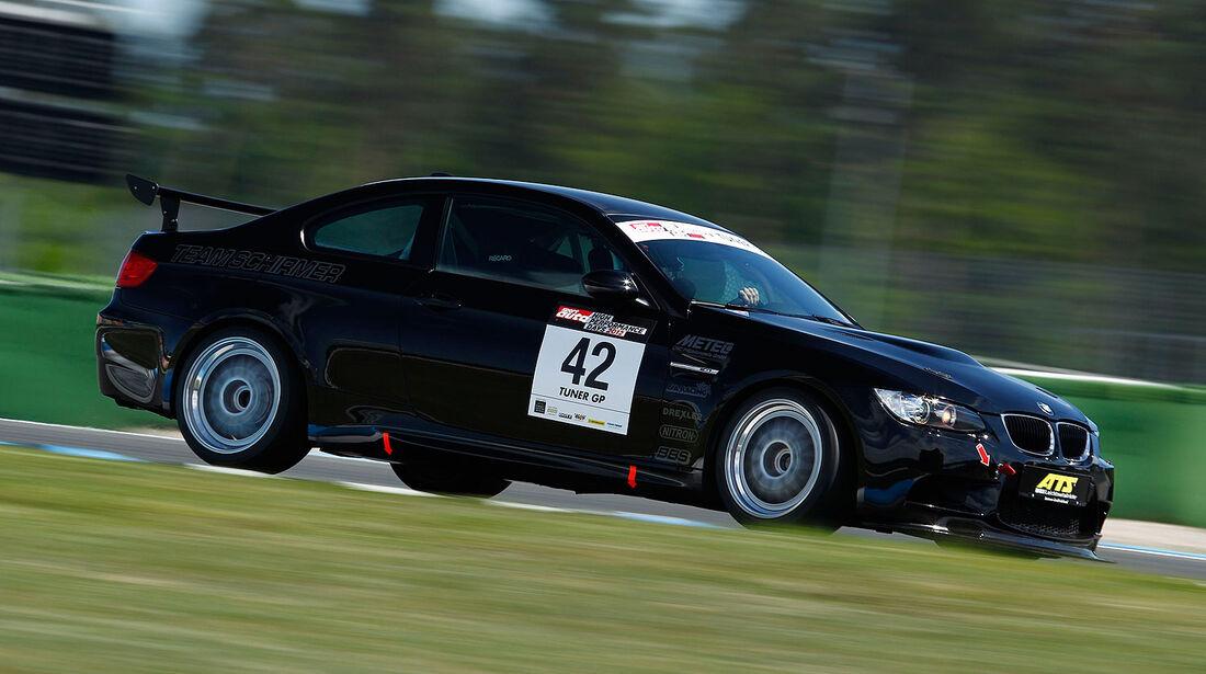 BMW E92 M3, Finallauf, TunerGP 2012, High Performance Days 2012, Hockenheimring, sport auto