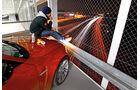 BMW Einser M Coupé, Ausblick, Motorhaube