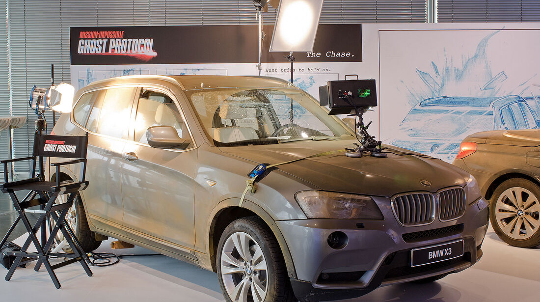 BMW Filmautos Mission Impossible