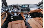 BMW Fünfer, Cockpit