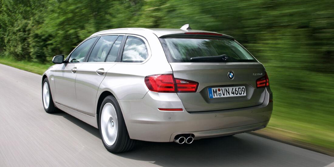 BMW Fünfer Touring