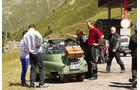 BMW Isetta, Heck, Gepäckträger