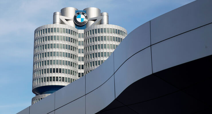 Abgasmanipulation Bei Bmw Kba Rückruf Für 5er Und 7er Auto Motor