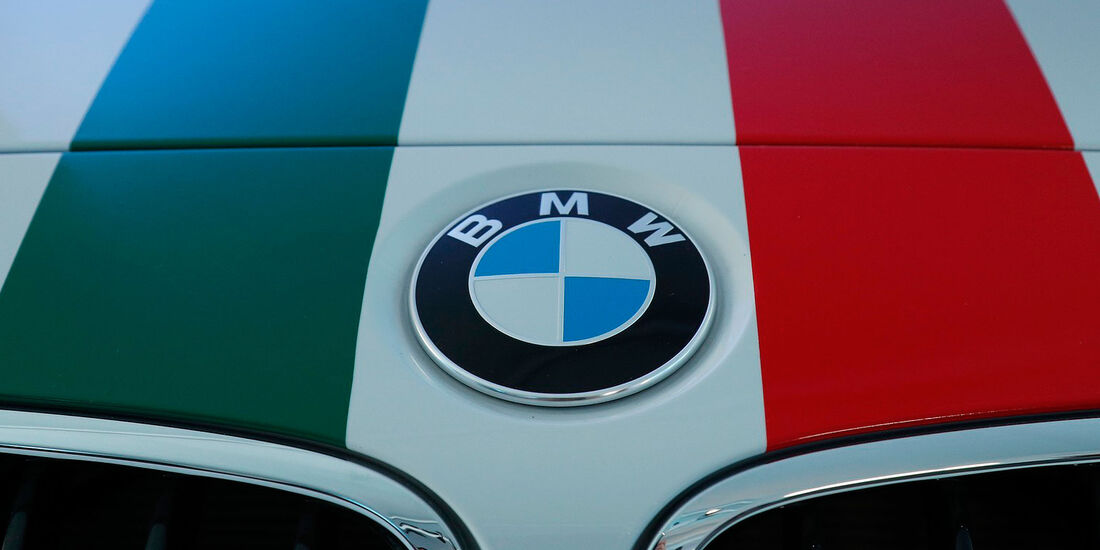 BMW Logo Mexiko