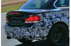 BMW M-Coupé, Heck