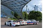 BMW M-Modelle, Heckansicht