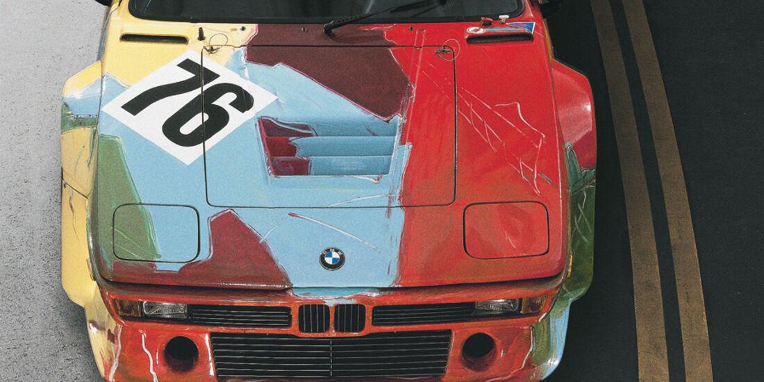 BMW M1 ProCar Rennversion, Andy Warhol