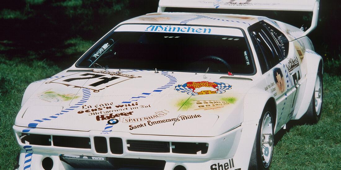 BMW M1 Procar Müncher Wirte Wiesn