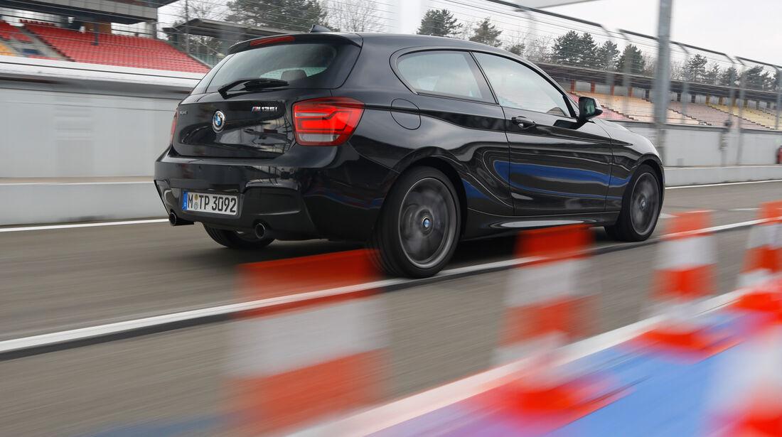 BMW M135i xDrive, Bremstest