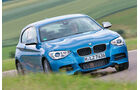 BMW M135i xDrive, Frontansicht
