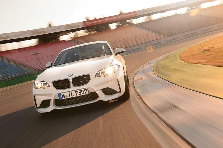 BMW M2 Coupé Supertest - auto motor und sport