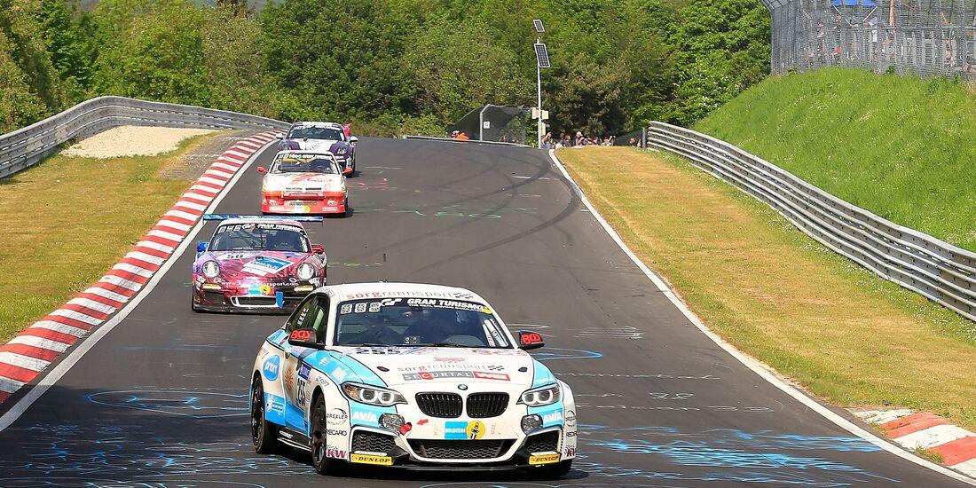 BMW M235i - #255 - 24h Rennen Nürburgring 2018 - Nordschleife