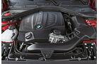 BMW M235i Coupé, Motor