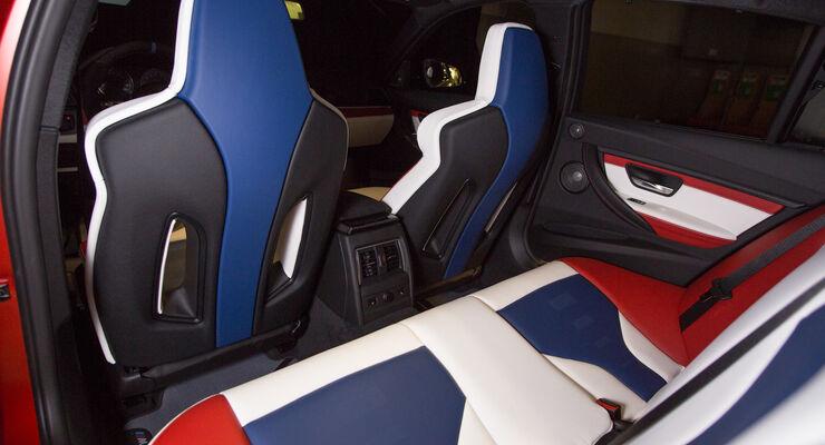 BMW M3 30 Jahre American Edition SEMA 2017