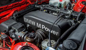BMW M3, Baureihe E30, Motor