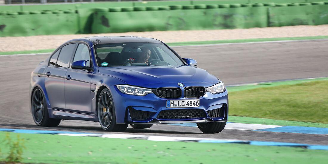BMW M3 CS - Sportwagen . Mittelklasse