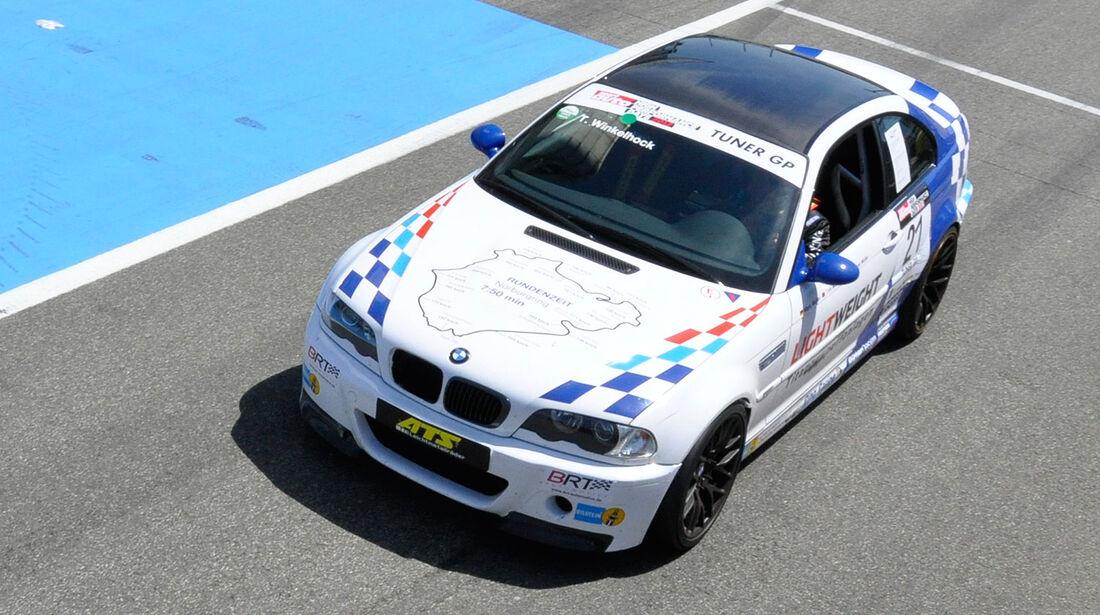 BMW M3 CSL, Finallauf, TunerGP 2012, High Performance Days 2012, Hockenheimring, sport auto