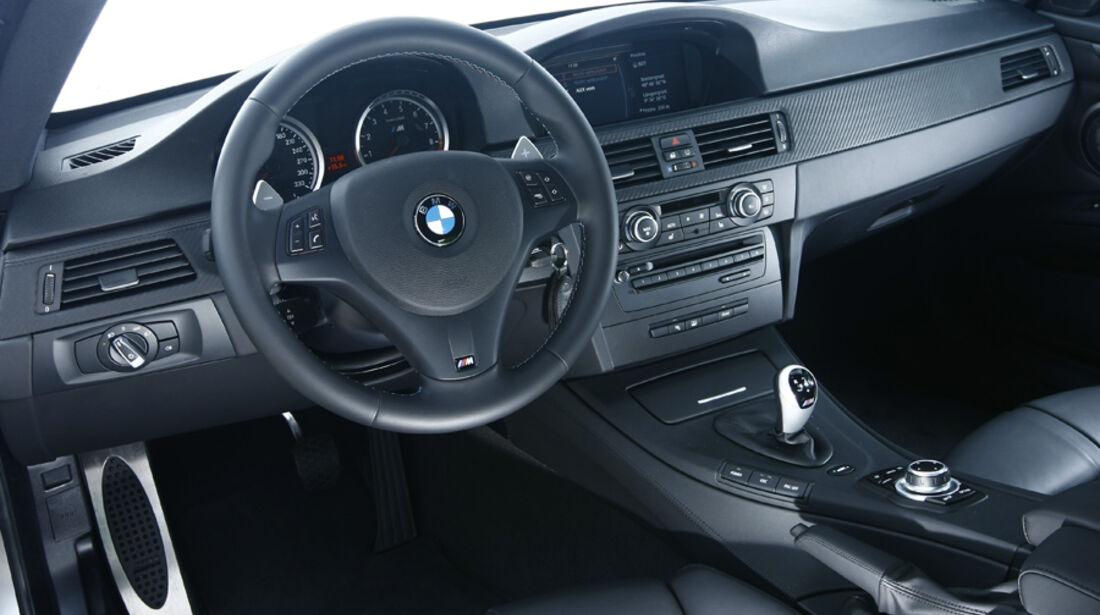 BMW M3 Coupé Cockpit