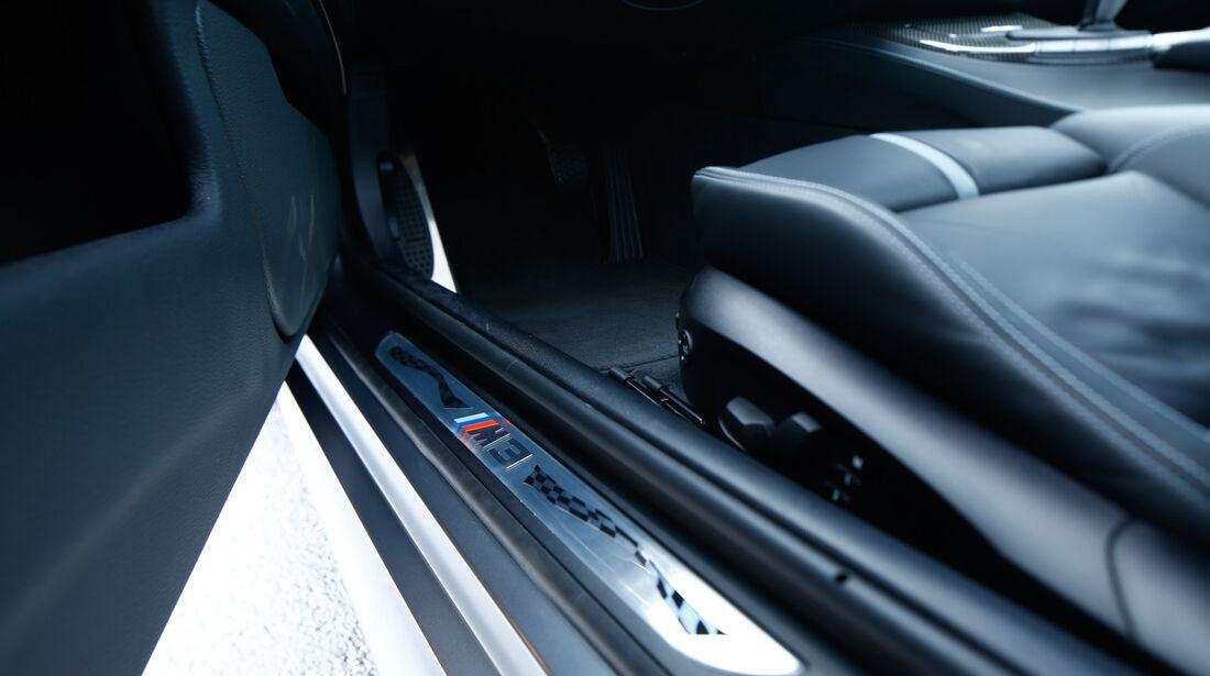 BMW M3 Coupé  E92, Fußleiste