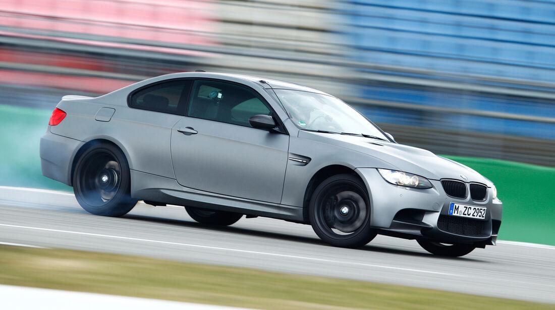 BMW M3 Coupé  E92, Seitenansicht