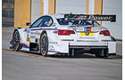 BMW M3 DTM, Heckansicht