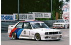 BMW M3 DTM, Seitenansicht