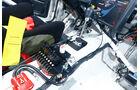 BMW M3 E30 DTM, Schalthebel, Bedienelemente