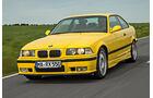 BMW M3 E36, Frontansicht