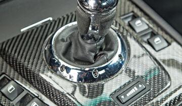 BMW M3 E46, Schalthebel