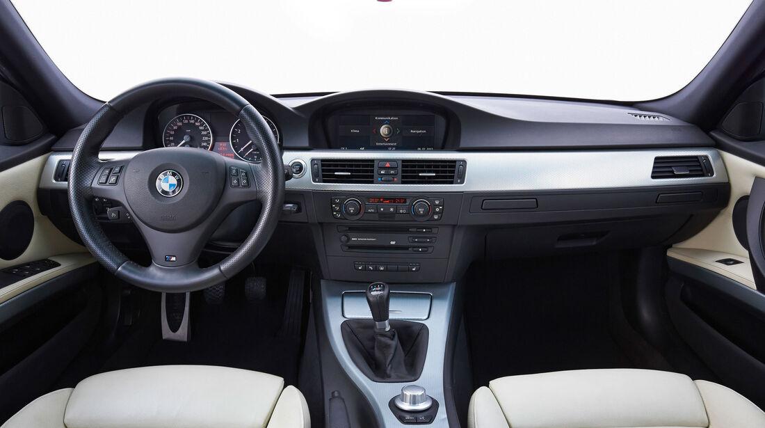 BMW M3 E90 - Lenkrad - Innenraum