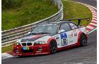 BMW M3 GTR - Hofor-Racing 1 - Startnummer: #82 - Bewerber/Fahrer: Martin Kroll, Chantal Kroll, Michael Kroll, Roland Eggimann - Klasse: SP6
