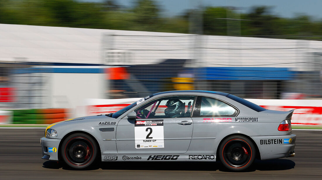 BMW M3 Kompressor, TunerGP 2012, High Performance Days 2012, Hockenheimring