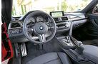 BMW M4 Competition, Cockpit