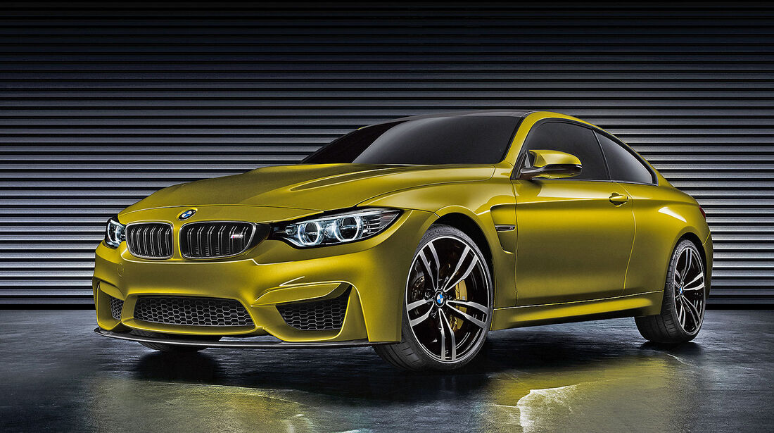 BMW M4 Coupé Sperrfrist 16.8.2013
